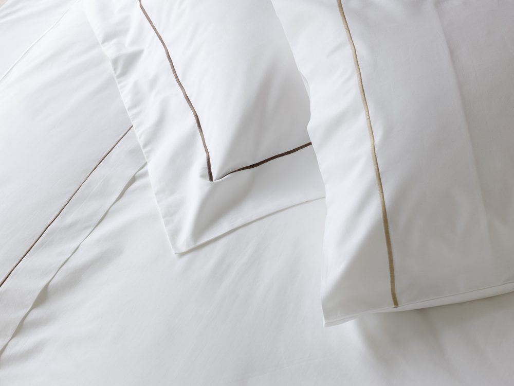 Housewife Pillow Cases - Taupe-0