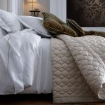 Double Shaped Duvet Cover - Alma Gold-0