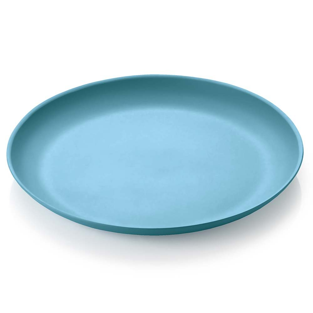 Fusion Dinner Plate Blue